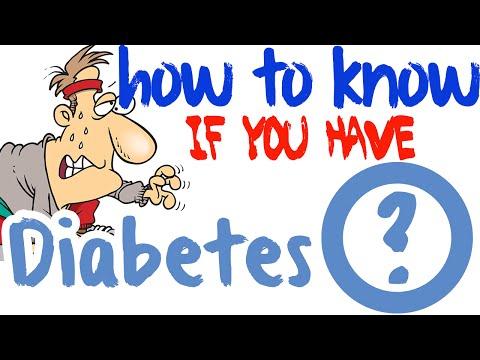 Gesundes Kind ihres Mannes mit Typ-2-Diabetes