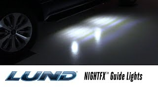 In the Garage™ with Performance Corner®: LUND® NIGHTFX™ Guide Lights