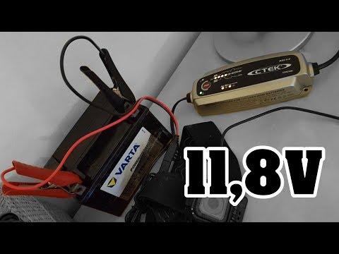 Batterie Aus- und Einbau | Akku laden | Freewind 650 | Garagenvlog #15
