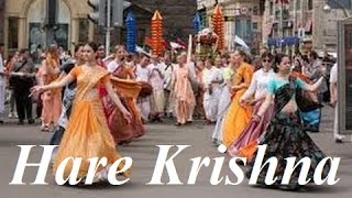 Italy/Florence (Hare Krishna dancers) Part 51/84