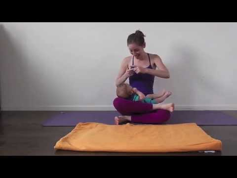 Turbodog Yoga Mommy-&-Me Trailer