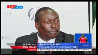 KRA is set to launch an electronic system to help port management