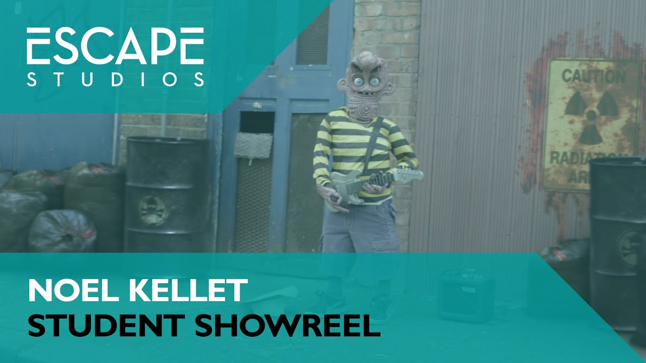 Escapee Showreels: Noel Kellet
