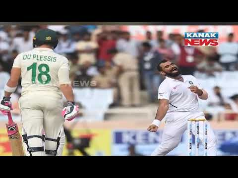 India vs South Africa, 3rd Test : India Close In On Massive Win In Ranchi
