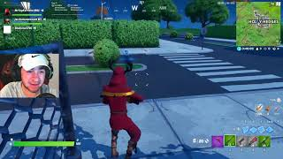 I Pretended To Be Jarvis In Fortnite