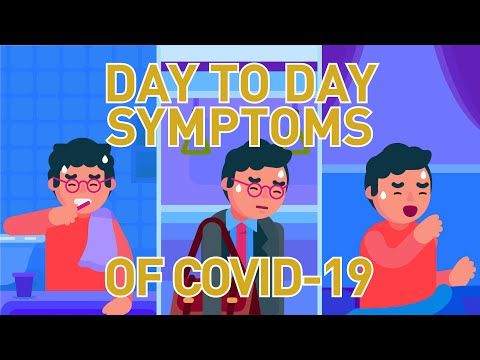 How COVID-19 Symptoms Progress Day by Day