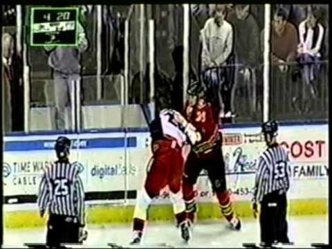 Mike Brown vs. Brandon Sugden