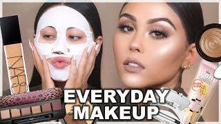 WINTER EVERYDAY MAKEUP ROUTINE 2018 | Roxette Arisa