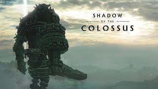 Shadow of the Colossus (2018) – All Cutscenes (Game Movie) 1080p HD