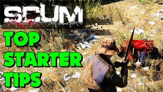 Scum - Scum Starter Tips - Scum Starter Guide (New Survival Game)