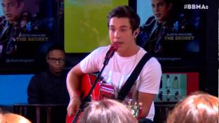 Austin Mahone - Mmm Yeah (Acoustic) - Billboard Music Awards 2014