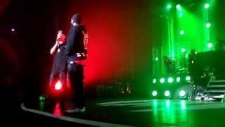 J. Cole - Forbidden Fruit/ Lit with Bas - WDMC Tour Manchester 2013
