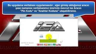 Zed-FULL Bilgisayar Programı ile Hyundai & Kia Şaseden (Pin Kodu ve Anahtar Kodu) Hesaplama İşlemi