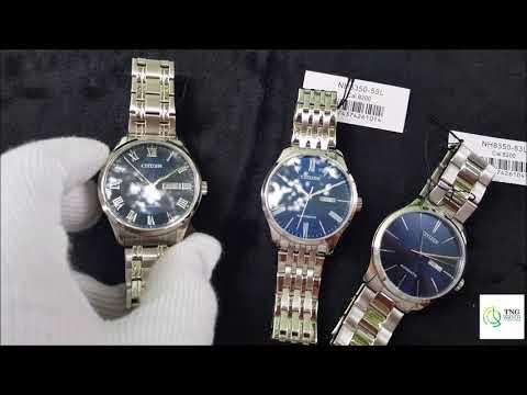 Đồng hồ CITIZEN AUTOMATIC NH8360-80L, NH8350-59L, NH8350-83L