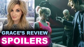 Birds of Prey SPOILER Review