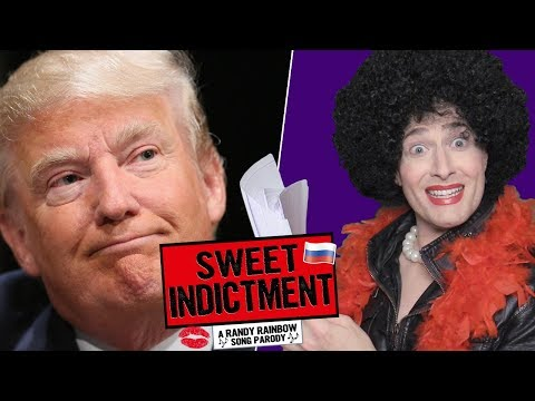 SWEET INDICTMENT 💋 A Randy Rainbow Song Parody🇷🇺