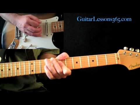 Electric Gypsy Guitar Lesson Pt.1 - Andy Timmons - Main Theme
