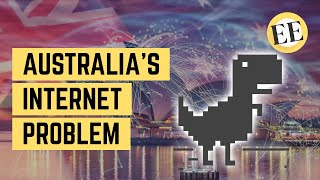 Here's Why Australia Stopped a Private Company From Providing a Better Internet Service