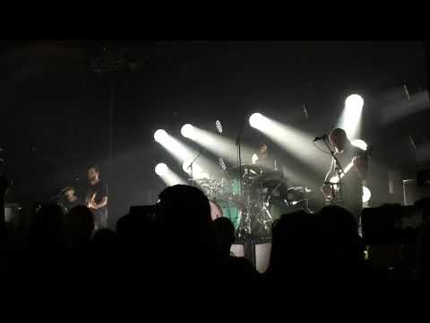 Farewell to the fairground - White Lies Live at Glasgow QMU 5 Feb 2019