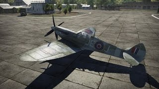 War Thunder - Dva polety v SB aneb RAF vs LW