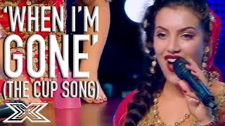 """Anna Kendrick's """"When I'm Gone"""" (The Cup Song) 
