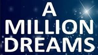 the greatest showman a million dreams lyrics karaoke - Free