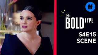 The Bold Type   Season 4 episode 15   Extrait 3 : Scott Admits He's Attracted To Jane (VO)