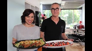 Youtube thumbnail for Chiang Mai-Style Sausages & Granadina Salad by Ray McVinnie
