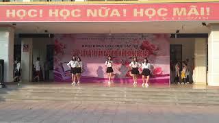 Tiết Mục Hoạt Cảnh + Nhảy Thời Học Sinh + Tạm Biệt Nhé 20/11. Thpt Ngô Quyền 2015 - 2018