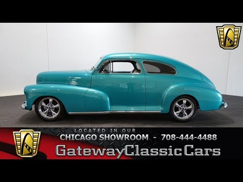 Video of Classic '48 Chevrolet Fleetline located in Crete Illinois Offered by Gateway Classic Cars - Chicago - LC3F