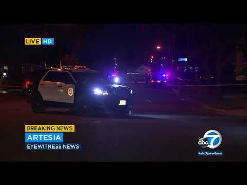 Suspect dies in Artesia deputy-involved shooting | ABC7