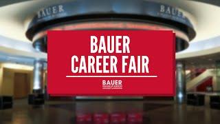 Bauer College Career Fair
