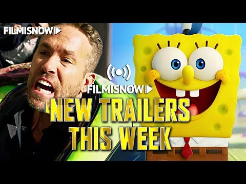 NEW TRAILERS THIS WEEK - LIVE STREAM | FilmIsNow Movie Trailers