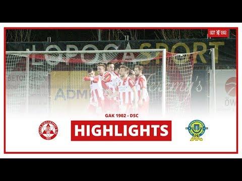 Regionalliga Mitte - 18. Runde: GAK - DSC