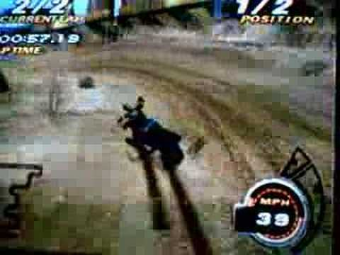 jeu wii nitro bike