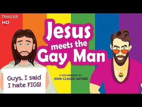 Jesus Meets the Gay Man Trailer (2018) - Breaking Glass Pictures - BGP Indie Movie