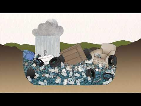 Что происходит с пластиком, который вы выбрасываете