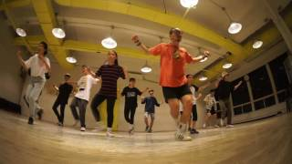 Brian McKnight - Holdin' On (Missin' You) :: J slo Choreography