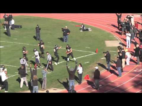 JJ Strnad College Football Highlights
