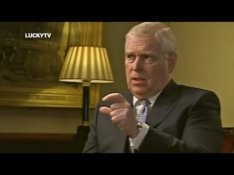 Prince Andrew parody (dutch tv). Brilliant.