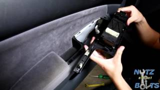 How to change spark plugs in 2003 2007 honda accord tune up most 2003 2007 honda accord master power window switch replacement fandeluxe Choice Image