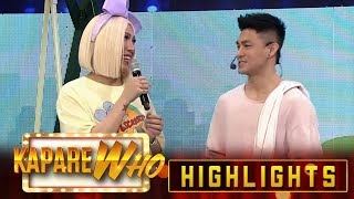 """DONUT leave me"" - Ion to Vice Ganda"