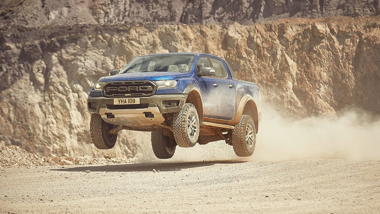 New 'Bad-Ass' Ford Ranger Raptor Brings Ultimate Off-Road