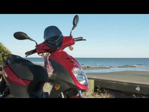 2017 Bintelli 150cc Bolt in Jacksonville, Florida - Video 1