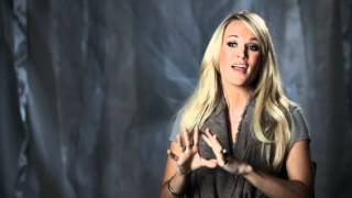 Carrie Underwood Talks About