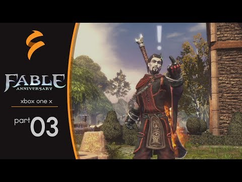 Fable: Anniversary Xbox One X Enhanced Gameplay (2160p