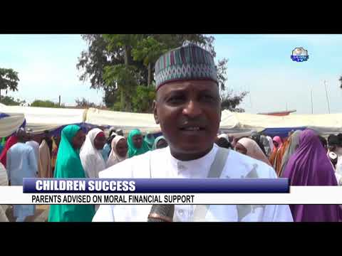Children Success: Parents Advised On Moral Financial surport