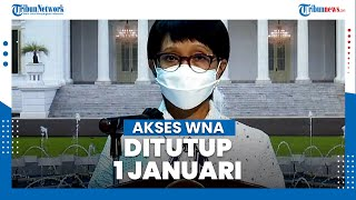 Muncul Varian Baru Virus Corona, Indonesia Tutup Akses Masuk untuk WNA Mulai 1 Januari 2021