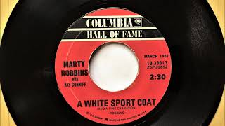 A White Sport Coat (And A Pink Carnation) , Marty Robbins , 1957