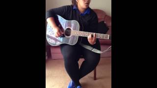 Aaradhna I'm not the same cover by Moana Sio